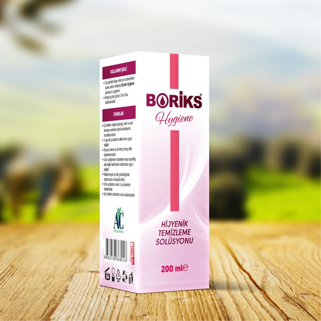 Boriks Hygiene